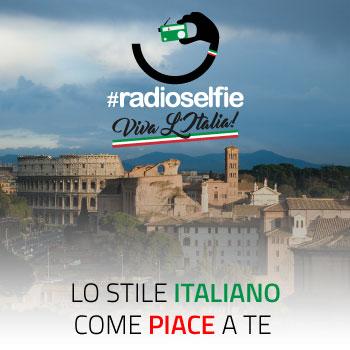 RadioSelfie  Viva L\'italia