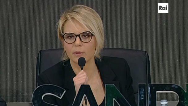 """Sanremo 2017 – Maria De Filippi """"Ecco come affronterò il Festival…"""" [Intervista]"""