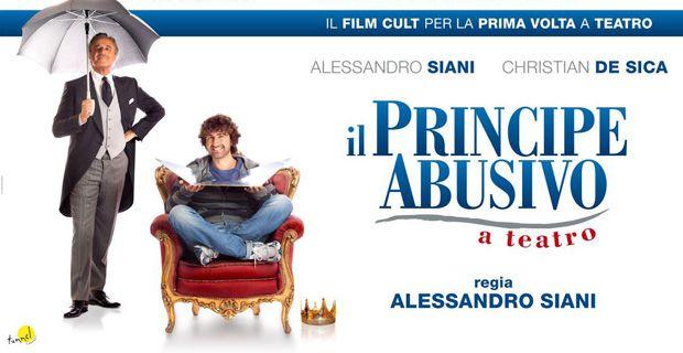 Corsa al biglietto per Alessandro Siani il 12 aprile al Palatedeschi