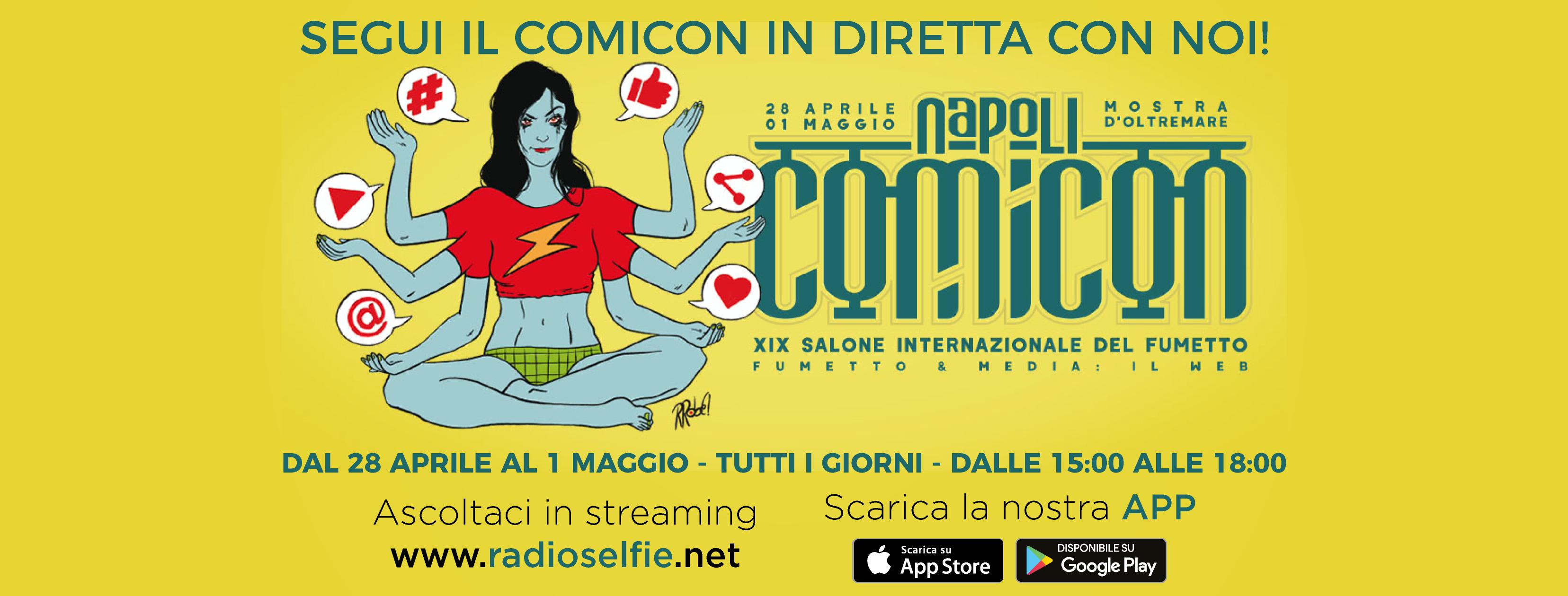 Comicon – #ComicONAIR