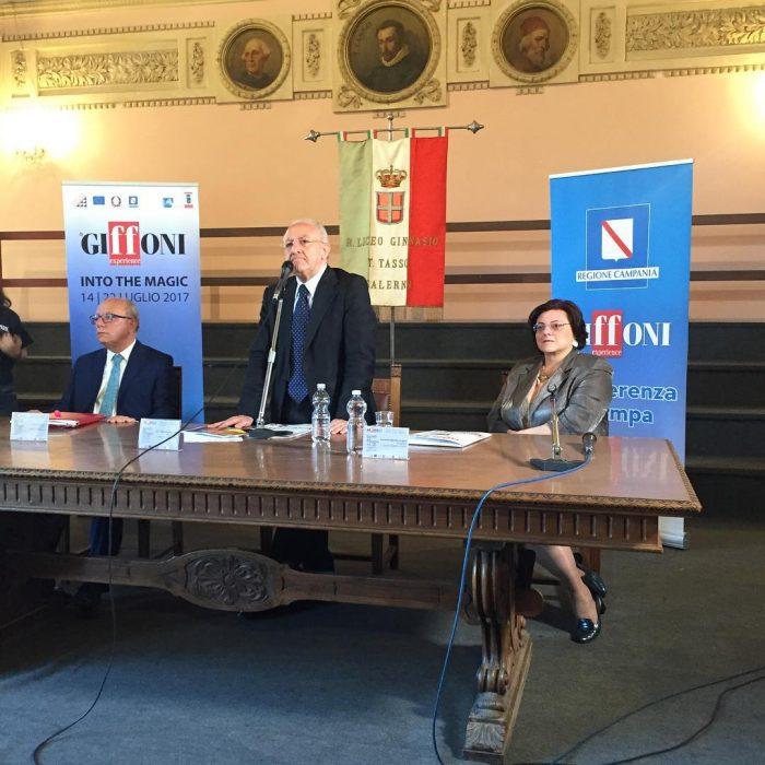 Questa mattina la conferenza stampa del GiffoniExperience: BryanCranston il primo ospite internazionale