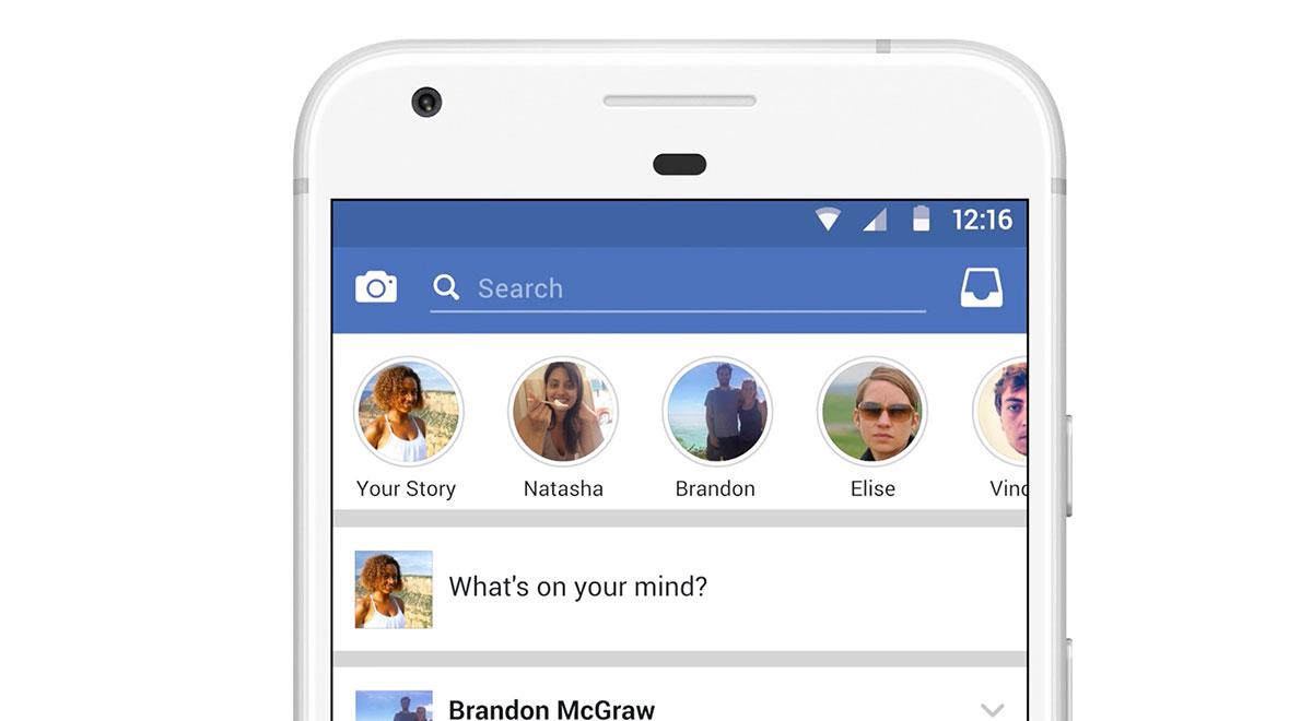Arrivano i messaggi privati sulle storie facebook