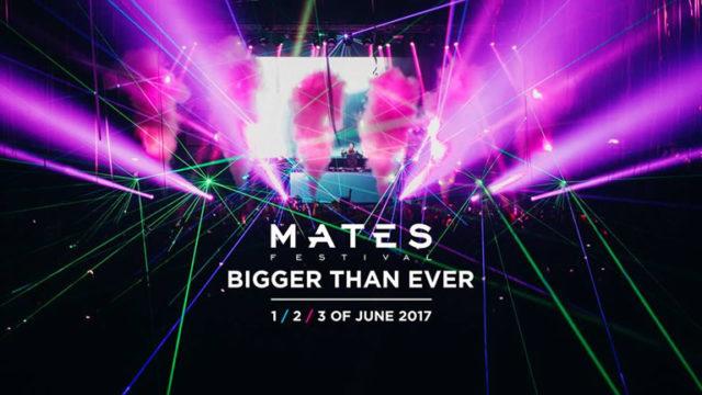 Successone a Napoli per il Mates Festival con Bob Sinclar e Daddy's Groove