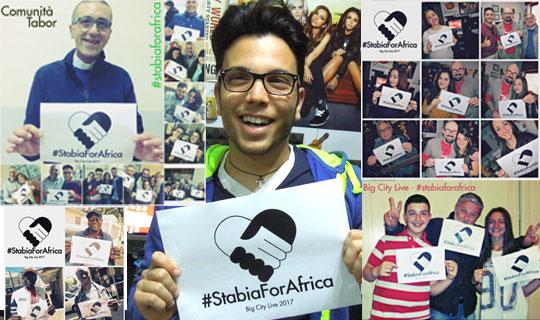 Domenica una serata di solidarietà per il Congo, Radio Selfie sostiene #StabiaForAfrica