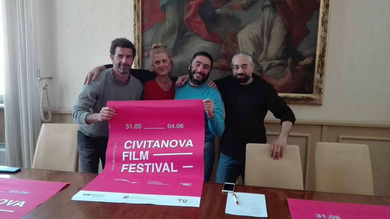 CFF-Civitanova Film Festival, intervista a Peppe Barbera