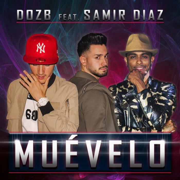 """Doz B: """"Muèvelo"""" è il nuovo tormentone dell'estate in collaborazione con Samir Diaz"""
