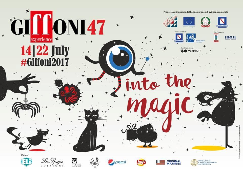 Giffoni 2017 – ecco il programma
