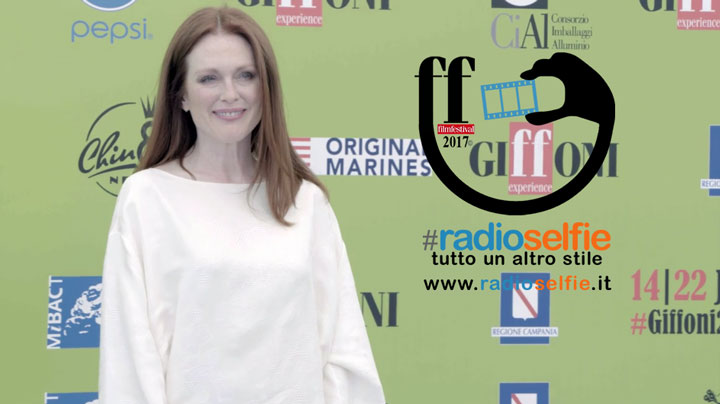 """Giffoni 2017 – #Day3 – JULIANNE MOORE AI RAGAZZI DEL GIFFONI FILM FESTIVAL: """"NON LASCIATEVI MAI DIRE CHE NON POTETE FARE QUALCOSA"""""""