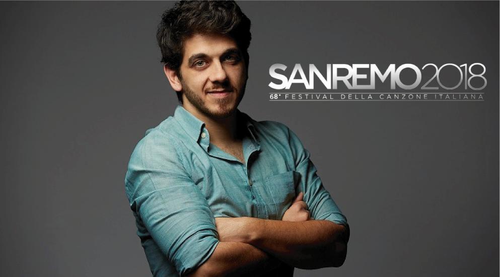 MIRKOEILCANE, tra i 16 finalisti delle Nuove Proposte di Sanremo 2018, sabato ospite su RadioSelfie