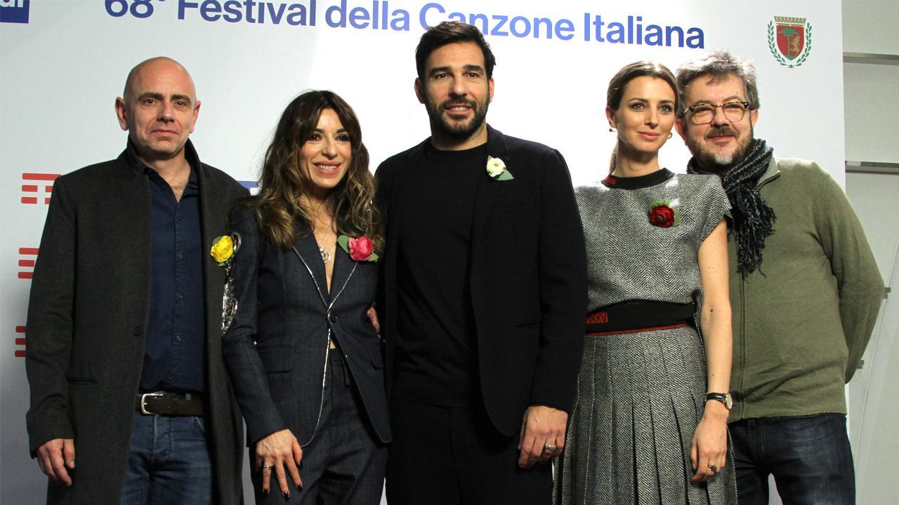 Sanremo 2018 – il DopoFestival cinque serate di parole, musica e divertimento, tutto senza filtri