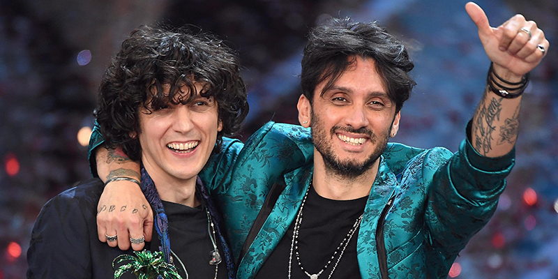 Sanremo 2018 – Ermal Meta e Fabrizio Moro vinco il Festival