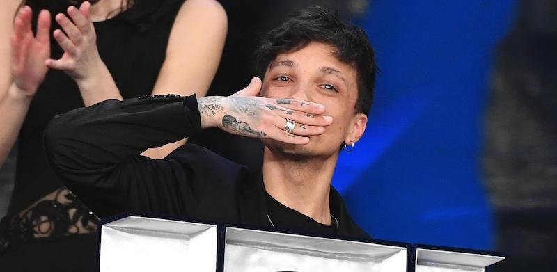 Sanremo 2018 – Ultimo vince la categoria Nuove Proposte