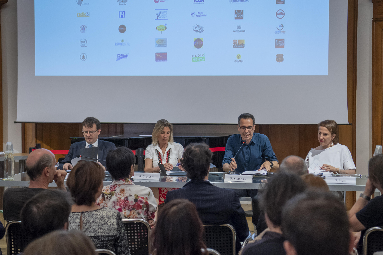 La Conferenza Stampa: Radio City Milano 2018 dal 1 al 3 Giugno
