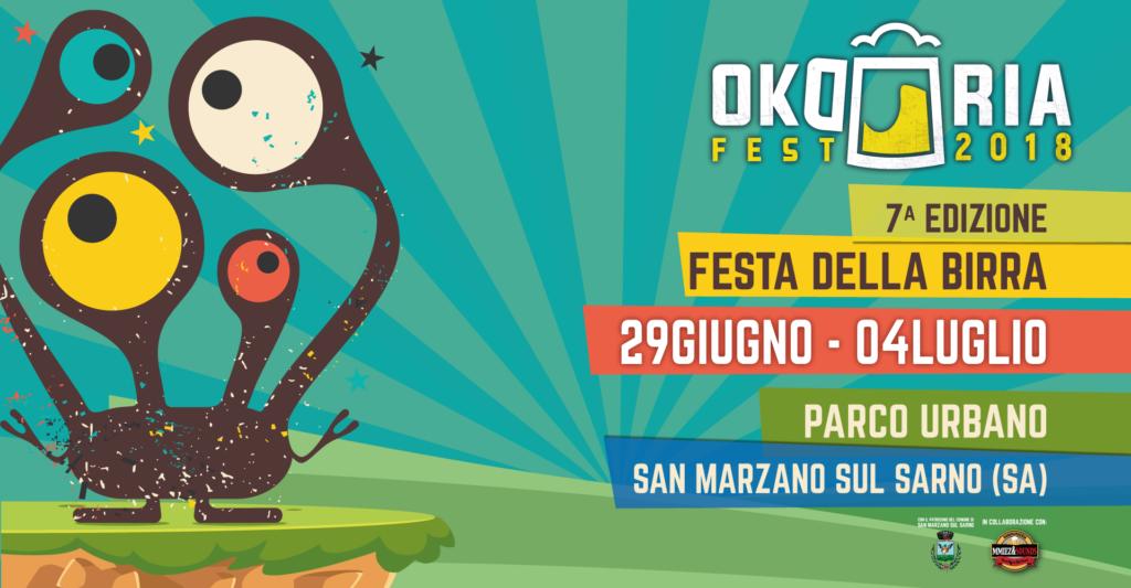 L'Okdoriafest, il divertimento comincia prima quest'anno
