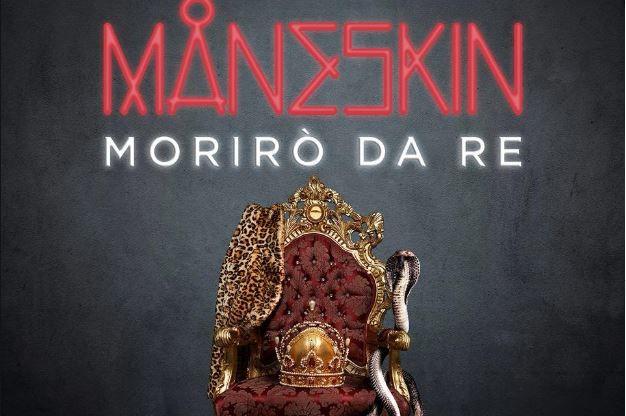 MÅNESKIN – MORIRÒ DA RE È DISCO DI PLATINO! IL NUOVO ALBUM ESCE AD OTTOBRE
