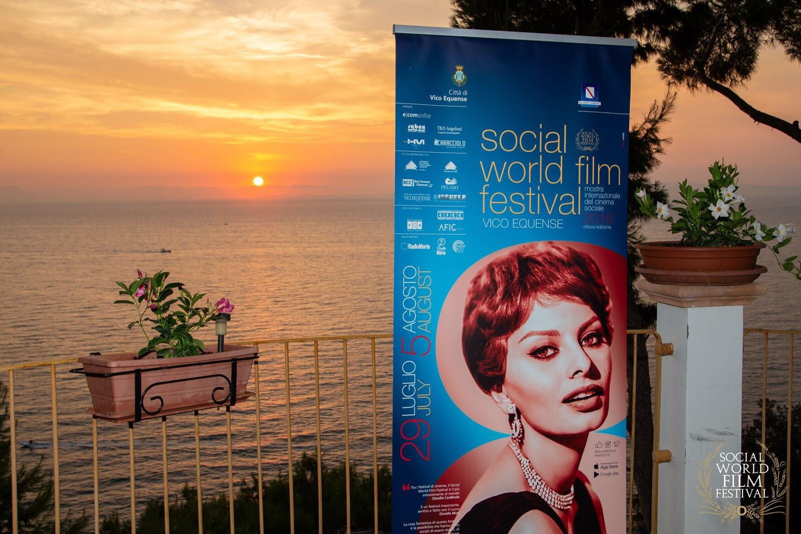 Social World Film Festival 2018: i numeri di una edizione internazionale
