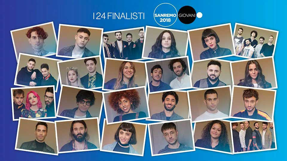 Ecco i 24 finalisti di Sanremo Giovani, il 20 e 21 dicembre su Rai 1